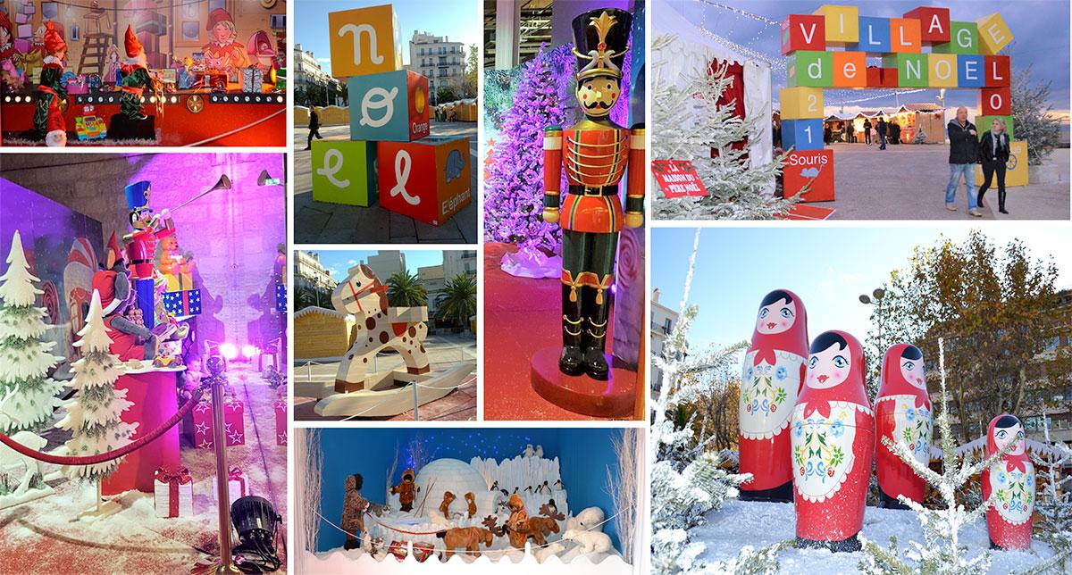 Casse noisette géant, poupée Russe XXL, Cubes géants, Automates de décoration